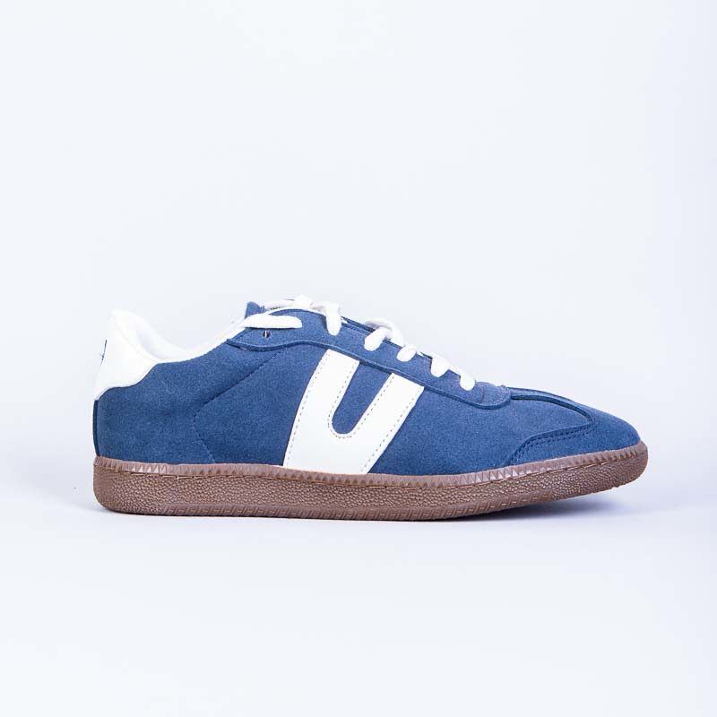 Cheatah Navy made by Vegetarian Shoes picture by Ananas Warsaw/01