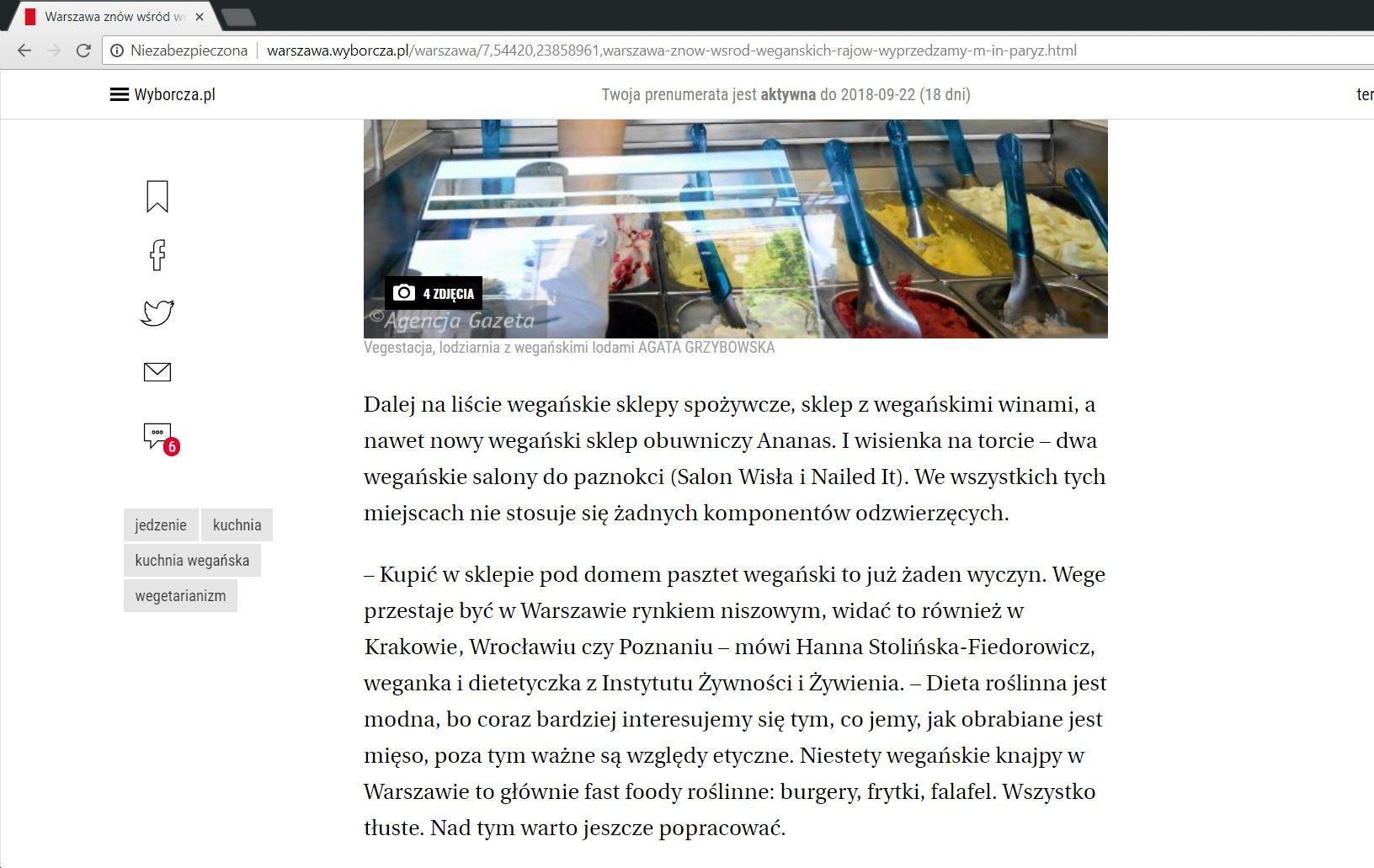 warszawa.wyborcza.pl o ananaswarsaw.pl