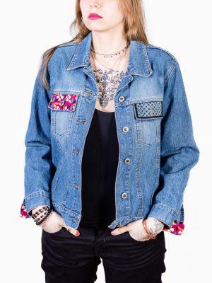 kurtka jeansowa